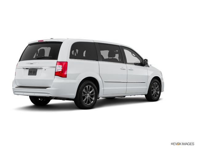 Used 2016 Chrysler Town & Country in San Jose, CA