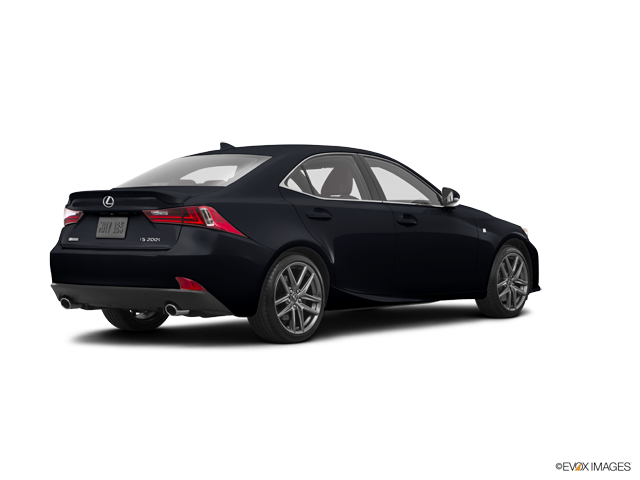 2016 Lexus IS 200t 4DR SDN IS TURBO