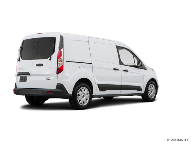 2016 Ford Transit Connect Cargo Van Xlt W Partition