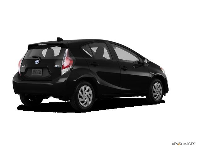 2016 Toyota Prius C Two