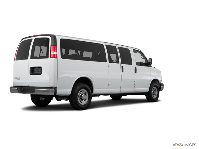 Used 2016 Chevrolet Express Passenger in Temecula, CA