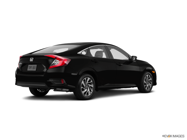 Used 2016 Honda Civic Sedan in Dallas, TX