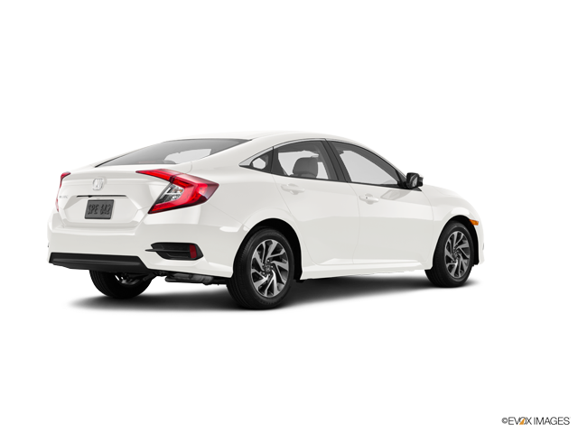 New 2016 Honda Civic Sedan in Santa Rosa, CA