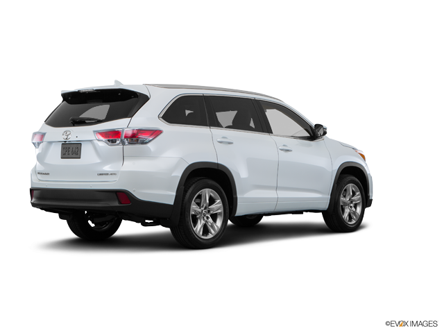2016 Toyota Highlander LTD