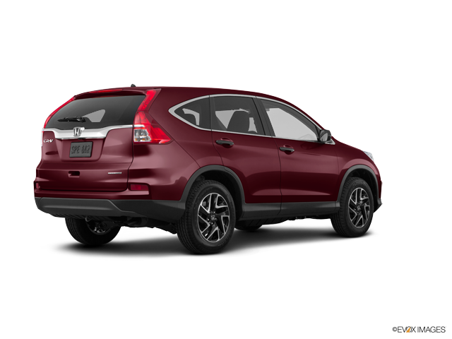 Used 2016 Honda CR-V in Dallas, TX