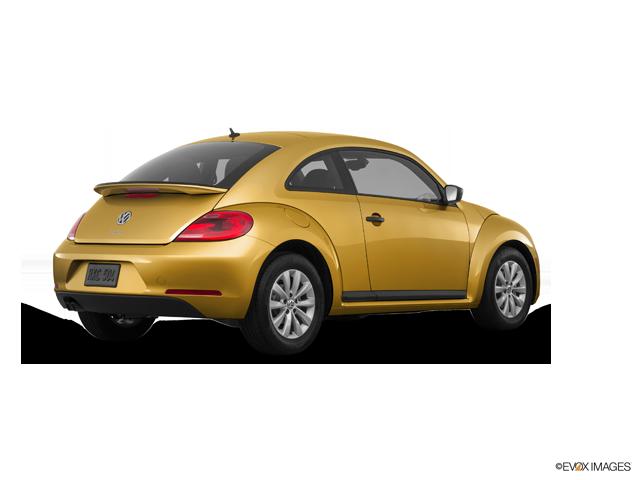 2016 Volkswagen Beetle Coupe 1.8T Dune