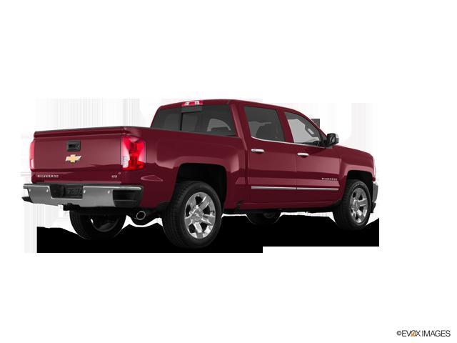 Used 2016 Chevrolet Silverado 1500 in Sebring, FL