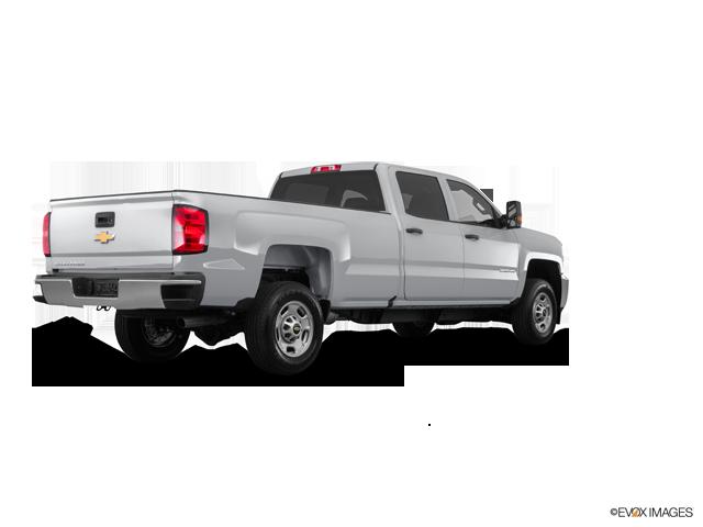 Used 2016 Chevrolet Silverado 2500HD in D'lberville, MS