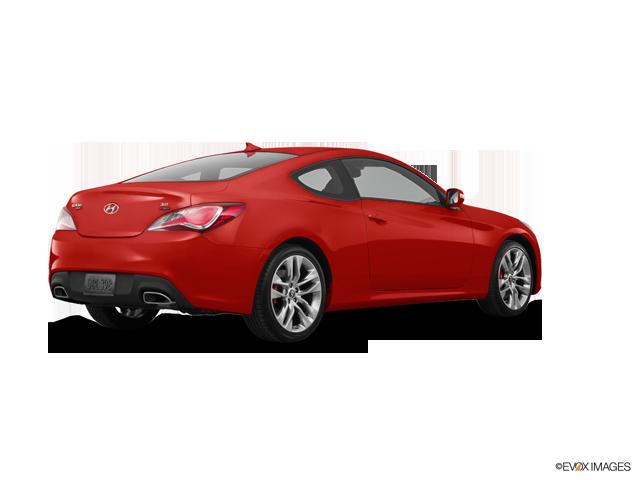 2016 Hyundai Genesis Coupe 3.8L R-Spec
