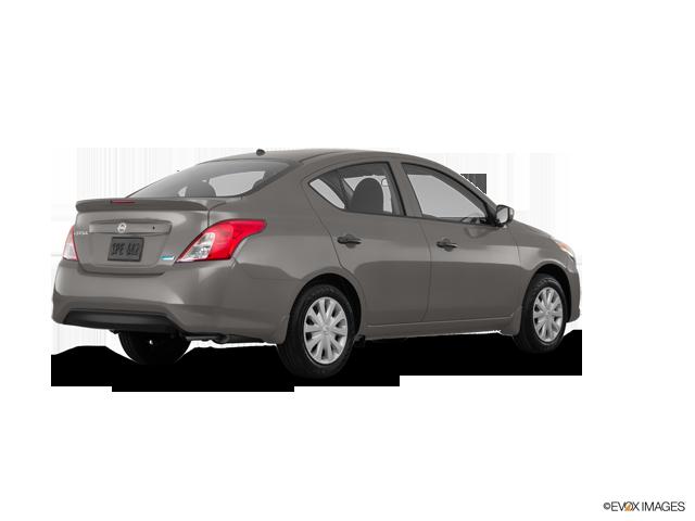 New 2016 Nissan Versa in Brookhaven, MS