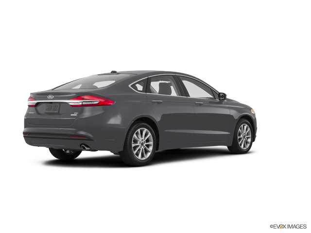 New 2017 Ford Fusion in Barberton, OH