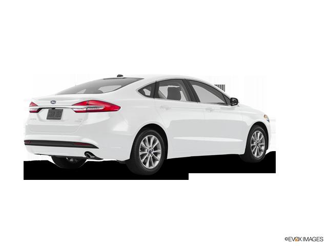 New 2017 Ford Fusion in Savannah, GA