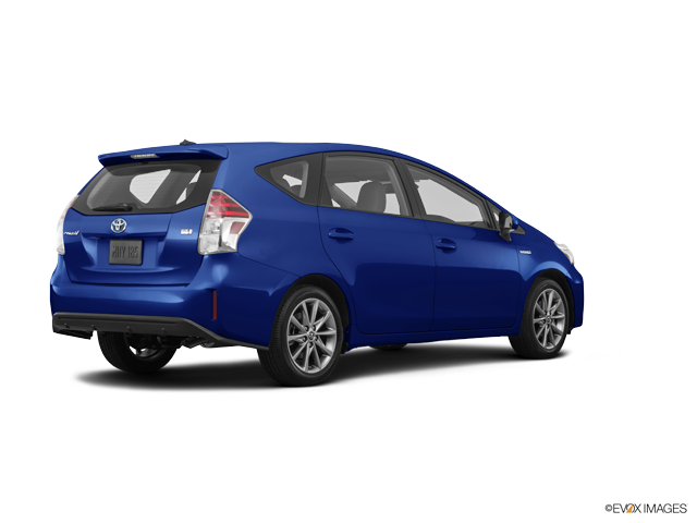 New 2017 Toyota Prius V in Gilroy, CA