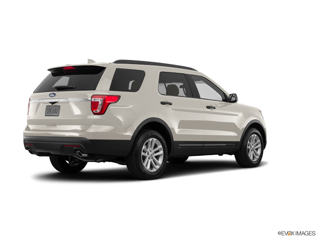 New 2017 Ford Explorer in Dyersburg, TN