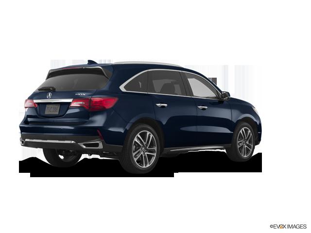 2017 Acura MDX w/Advance Pkg