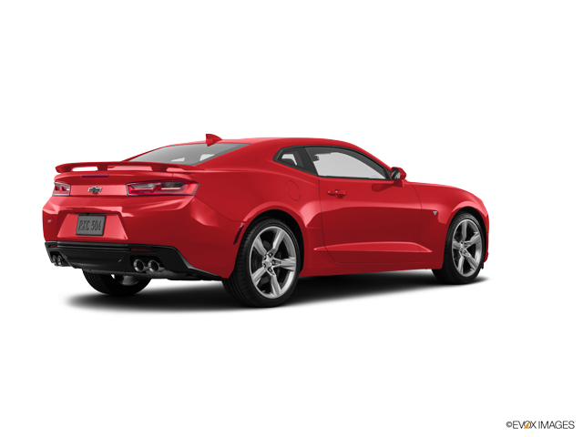 Used 2017 Chevrolet Camaro In Owasso, OK