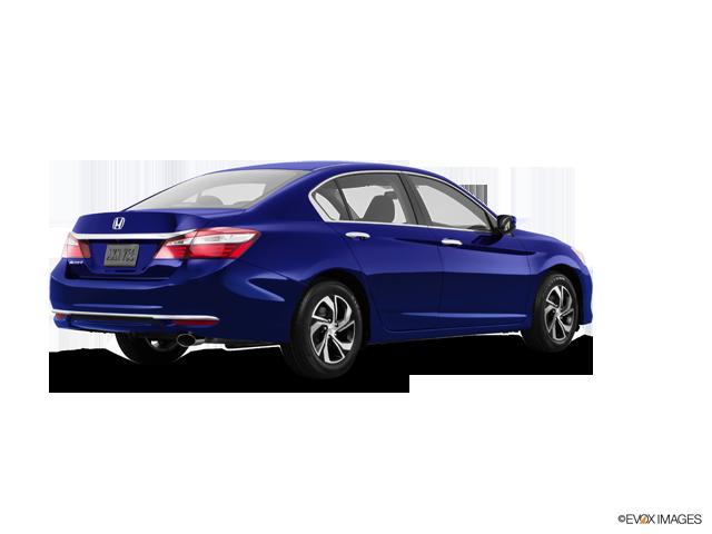New 2017 Honda Accord Sedan in Dallas, TX