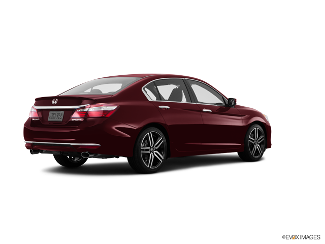 New 2017 Honda Accord Sedan in Colorado Springs, CO