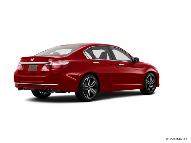 New 2017 Honda Accord Sedan in Ocala, FL