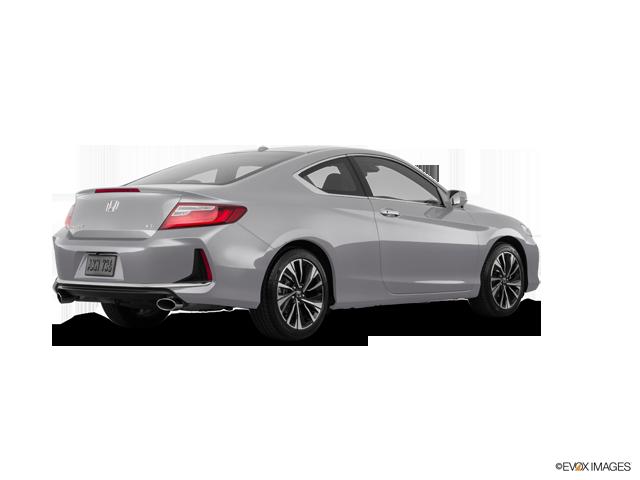 New 2017 Honda Accord Coupe in Ocala, FL