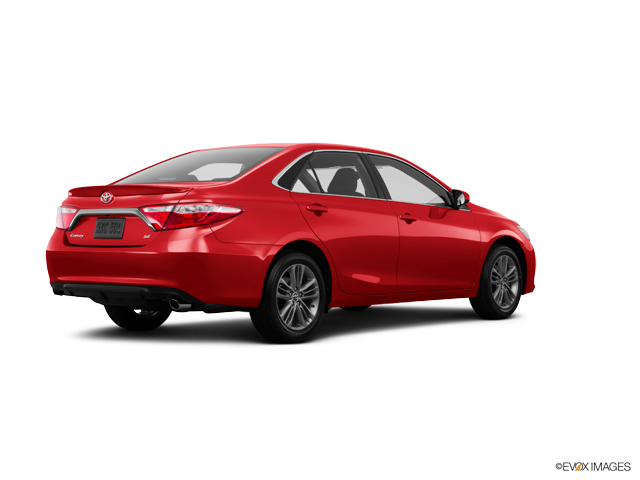 New 2017 Toyota Camry in Henderson, NC
