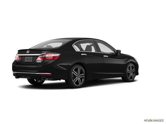 New 2017 Honda Accord Sedan in Ocala, FL