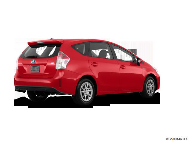 New 2017 Toyota Prius V in Jackson, MS