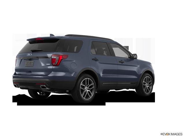 New 2017 Ford Explorer in Tampa Bay, FL