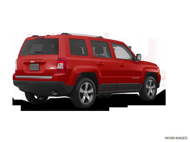Used 2017 Jeep Patriot in Kingsport, TN