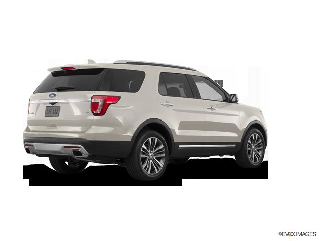 New 2017 Ford Explorer in Huntsville, AL
