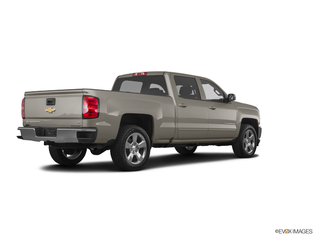 New 2017 Chevrolet Silverado 1500 in Tulsa, OK