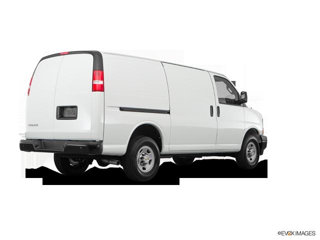 New 2017 Chevrolet Express Cargo Van in Loganville, GA