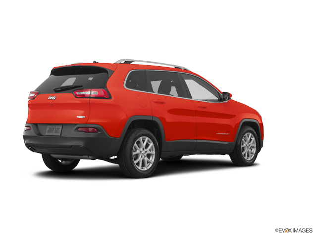 New 2017 Jeep Cherokee in Fairfield, Vallejo, & San Jose, CA