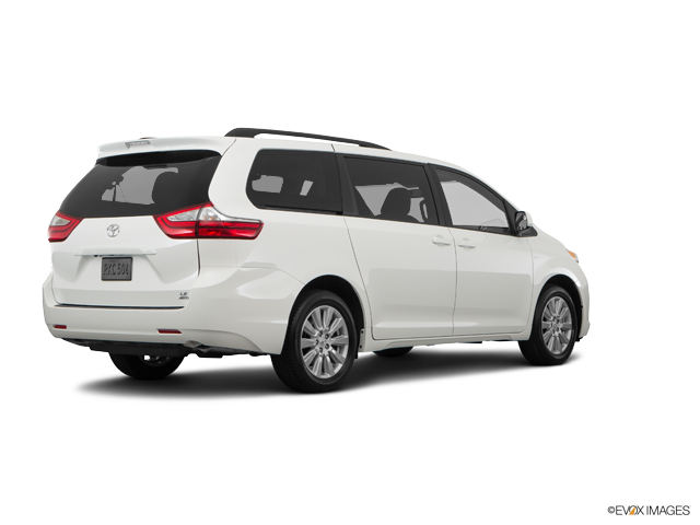 New 2017 Toyota Sienna in Weatherford, TX