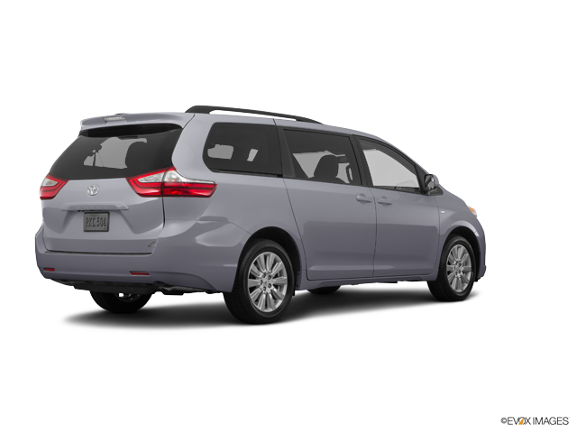 New 2017 Toyota Sienna in Claremont, CA