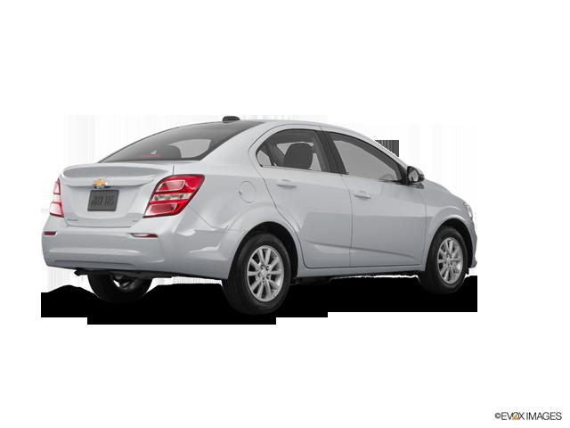 Used 2017 Chevrolet Sonic in Lumberton, NC