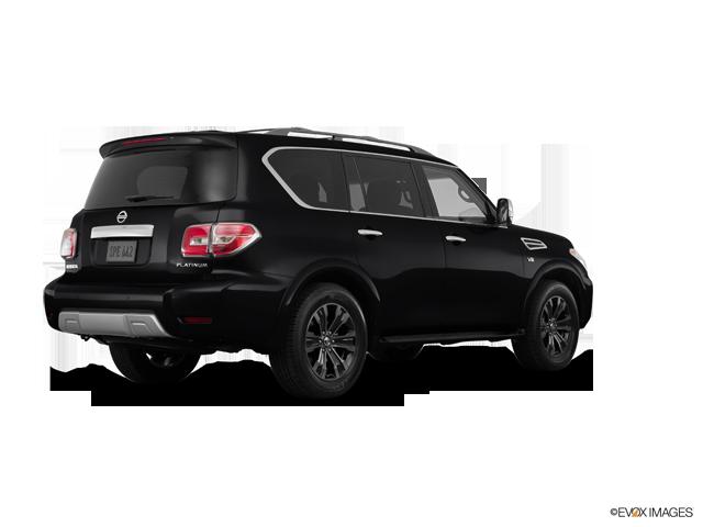 New 2017 Nissan Armada in Delray Beach, FL