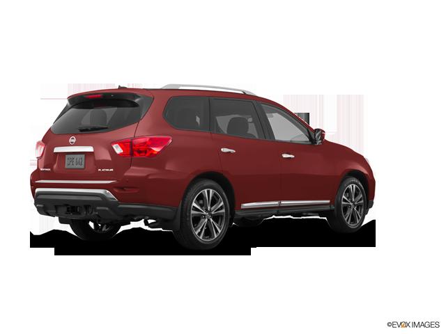 New 2017 Nissan Pathfinder in Fairfield, Vallejo, & San Jose, CA