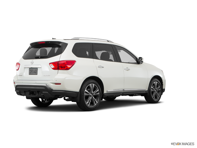 New 2017 Nissan Pathfinder in Albertville, AL
