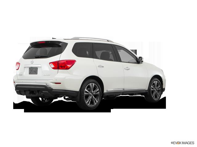 Used 2017 Nissan Pathfinder in Hoover, AL