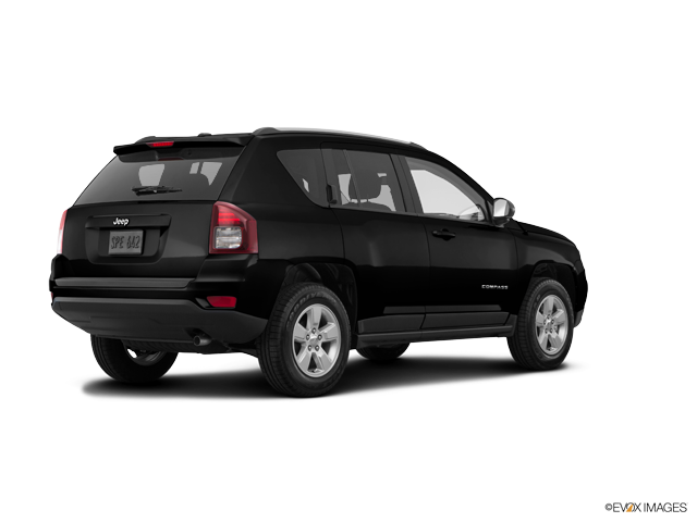 Used 2017 Jeep Compass in Alamagordo, NM