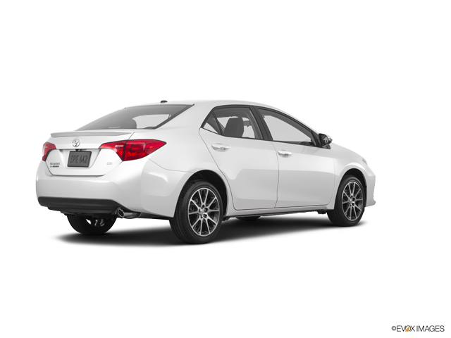 New 2017 Toyota Corolla in Natchez, MS