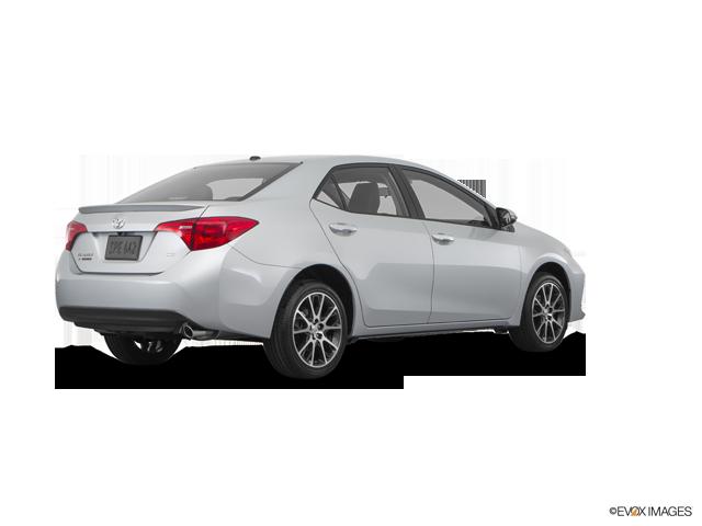 New 2017 Toyota Corolla in Fairfield, Vallejo, & San Jose, CA