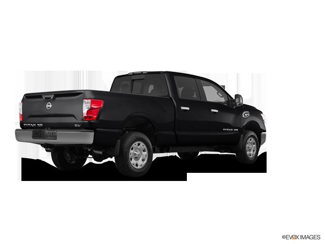 New 2017 Nissan Titan in Tifton, GA
