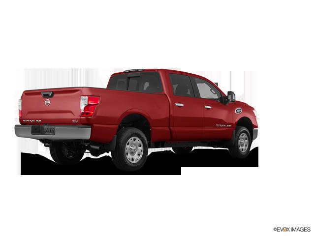 New 2017 Nissan Titan in Enterprise, AL