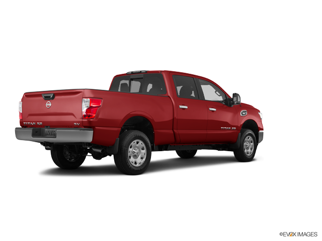 New 2017 Nissan Titan XD in Fairfield, CA