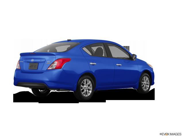 New 2017 Nissan Versa in Hattiesburg, MS