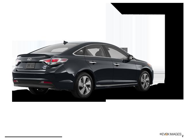 New 2017 Hyundai Sonata Plug-In Hybrid in Santa Rosa, CA