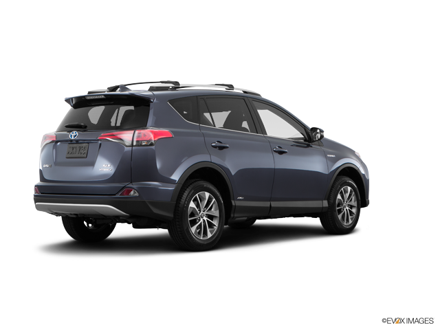 New 2017 Toyota RAV4 Hybrid in Ventura, CA