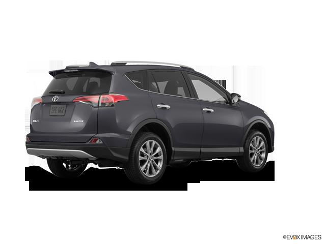 New 2017 Toyota RAV4 in Claremont, CA